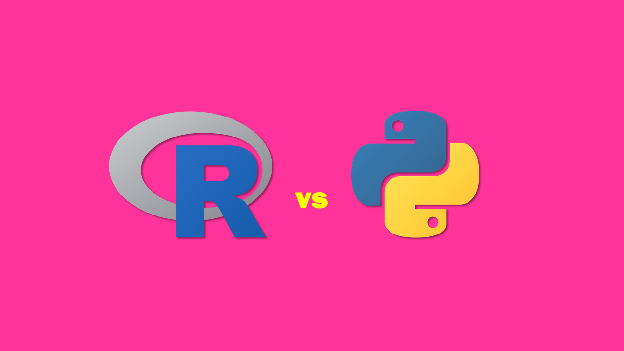 Choosing R over Python